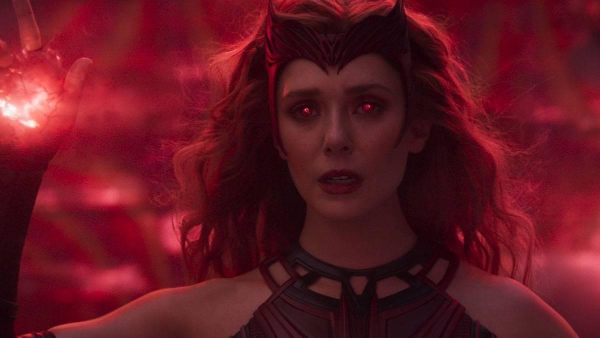 《旺达幻视》大结局:猩红女巫彻底觉醒!